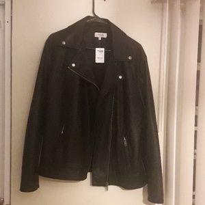 Jacket black size L